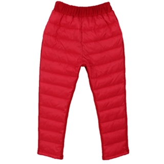 2016 Icing Red Bloomers Nice Bloomers For Kids Elastic Waist 5 Year Years Old Baby Ruffle Bloomer
