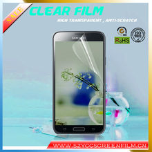 New Produce 2014 for Samsung Galaxy S5 I9600 Clear Screen Shields