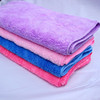 South Korea's double-sided velvet soft coral fleece hand towel/face towel