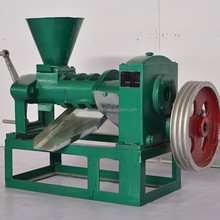 Screw Pressing Mini Oil Press Machine