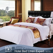 SongQuan 100% Egyption Cotton Embroidery Bed Cover Set Bed Sheets Manufacturers in China(SQJC150606)
