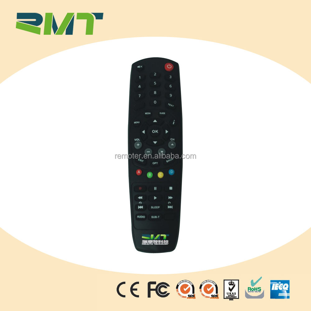 Cheapest ir super genneral tv remote control with CE & Rohs