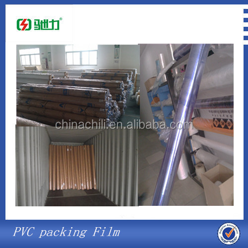 PVC stretch food wrap film