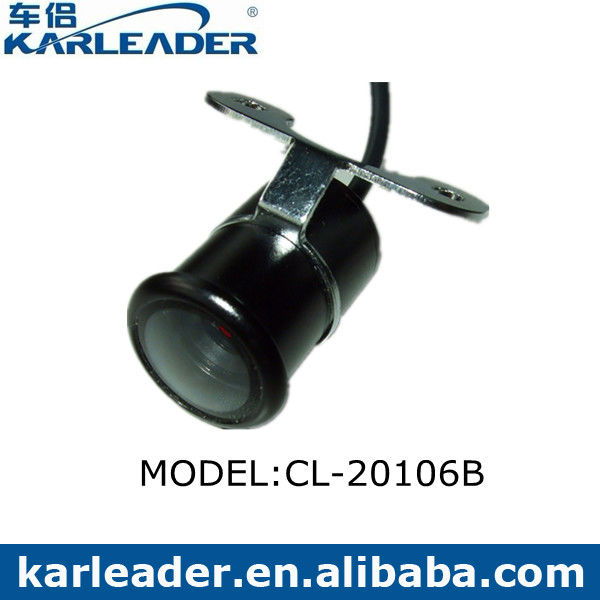 Manufacturer Rearview Kirsite material function Flush and butterfly mount Reverse Auto Camera Car with bracket HD