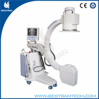 China BT-PLX112D Hospital High Frequency Mobile Digital C-arm System, 3.5kW mobile c arm x ray machine