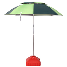 outdoor beach umbrella Eco-friendly Windproof Sunshade umbrella beach