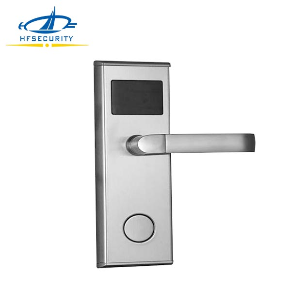 2015 Most Popular Easy Managment Electronic IC Card Door Lock for Hotel (HF-LM601)