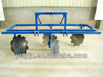 3Z-260 3point point hitch disc ridger for tractor