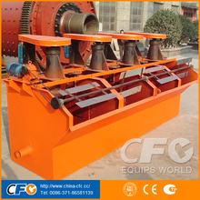 Widely Used Gold Ore Extracting Flotation Cell Supplier in Russian Federation