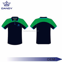 High Quality china suppliers Custom logo OEM design custom latest polo shirt
