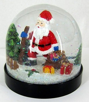 Resin Snowglobe / Waterglobe