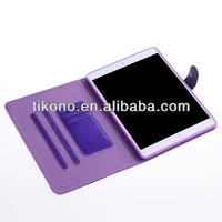 Newest dormancy holder smart cover case for ipad 5