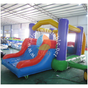Outdoor and indoor guangzhou hot inflatable jump bouncer house