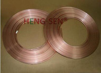 1/2 inch x 50 ft. Soft Copper Tubing - Refrigeration ACR Tubing - MADE IN China