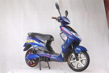 popular 48V 240W strong power electric motorcycle / classic 2 wheel scooter/electric bike- MILG