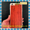 Smooth touching wood cell phone case for iphone6 case,newest anti gravity phone case