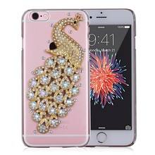 Case Cover For iPhone 6 , Luxury rhinestone Diamond Mobile Phone Case Cover