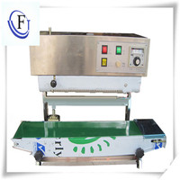 JF2014 FR-900 Series Continuous Film Sealer/price Pouch Packing Machine
