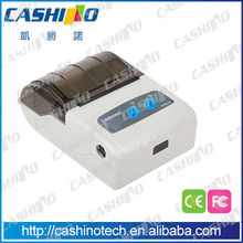 2 inch Battery Powered Portable Bluetooth Mobile Thermal Printer