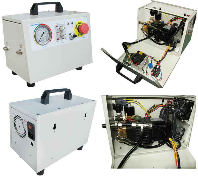 SEMIFOG 0.3L/MIN mist spray damping machine
