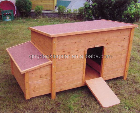cheap wooden rabbit hutch china