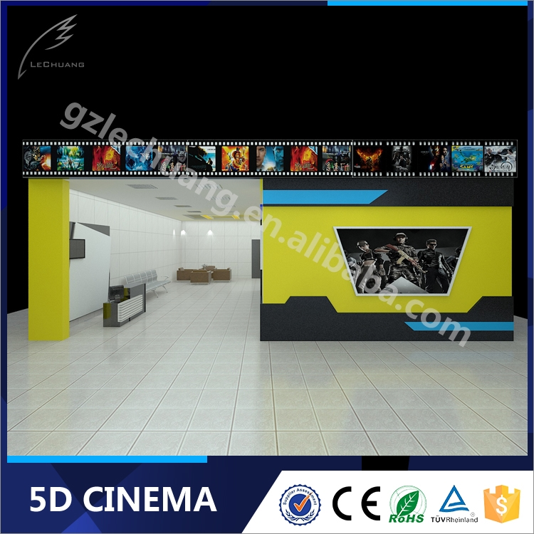 Hot Sale Home Theater New Model Video Shooting Game Used Simulator For Sale