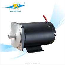 accept customized hangyan carbon brush PM 24v 50w dc motor