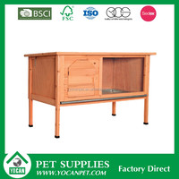 Wooden Pet House Factory Direct cheap cage for rabbit