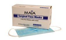 Maia Disposable Face Mask with Loop