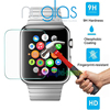 2015 hot product, Nuglas screen protector for apple smart watch, smart watch tempered glass