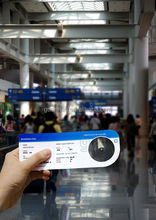 thermal paper for air ticket