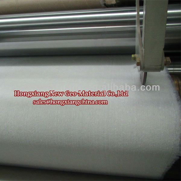 Earth fabric nonwoven geotextile