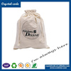 Excellent Quality Cloth Carrying Packaging Cotton Canvas Drawstring Bag