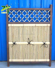 HOT!!! ZY-310 Beautiful Backyard Garden Wall Panel Bamboo Screen Panel Fence Panels !