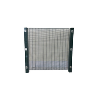 Eco Friendly Feature and Metal Frame Material types 358 security no climb fence