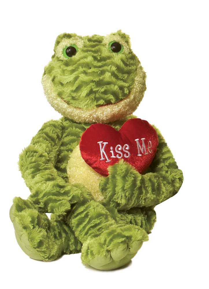 valentine soft stuffed animal frog for sale , custom stuffed animal plush frog , stuffed baby frog wholesale