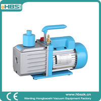 HBS RS-4 hand 9/8CFM air Vacuum Pump With CE certificate for Packaging