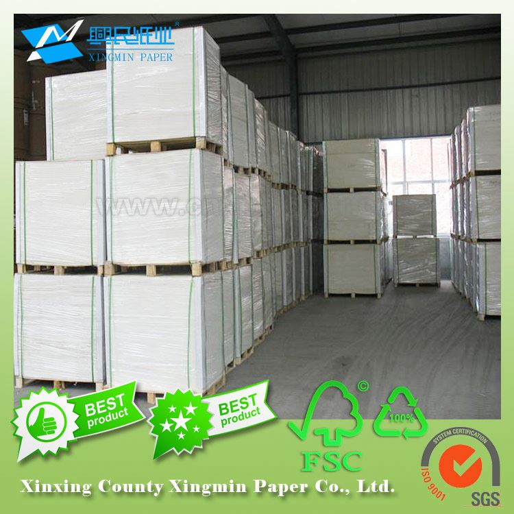 250gsm white cardboard paper/FBB/GC2/SBS Supplier