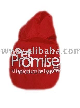 Promotional Pet Products, Custom Printed Raincoat