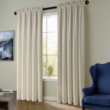 Custom White Luxury Church Hotel Office Used Hospital Window Blackout Drapes and Curtains Design for The Living Room