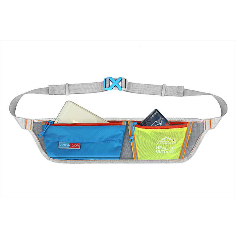Factory Sports Waist Bag Waterproof Waist Bag Running Belt Waist Bag for mobile phone