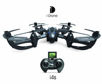 Idrone I4S 2 MP camera quadcopter propel rc helicopter toys for boy