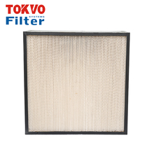 Big air volume and small resistance 2 cleaner performance air filter