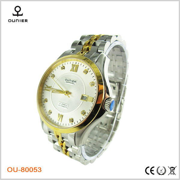 no battery water proof automatic watches automatic