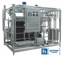 pasteurizer for milk and juice