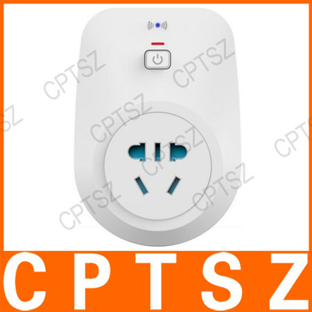 WiFi 2G/3G/4G Wireless APP Control Smart Socket Power Switch US/EU/UK Plug AC100V-250V
