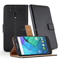 Magnetic Wallet Pu Leather Cellphone Case Cover For Motorola Moto G4 G 4th Gen , For Moto G4 Flip Case