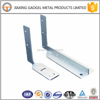 Customed garage door aluminum bracket