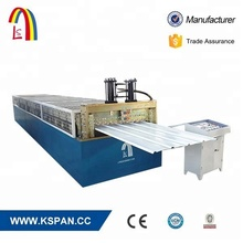 steel corrugated sheet roll forming machine for wall and roof