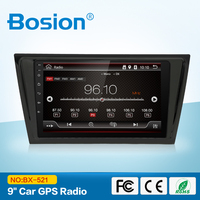 2016 Car Audio Multimedia Navigation System with Colorful LED and Rear Camera Input for GPS